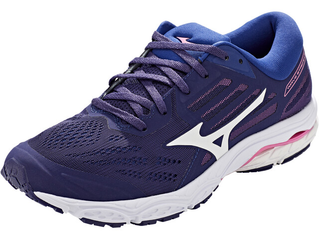 Mizuno Wave Stream 2 Running Shoes Women, astral aura/white/blueprint